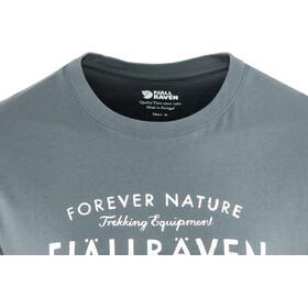 Fjällräven Est. 1960 T-Shirt Herren dusk